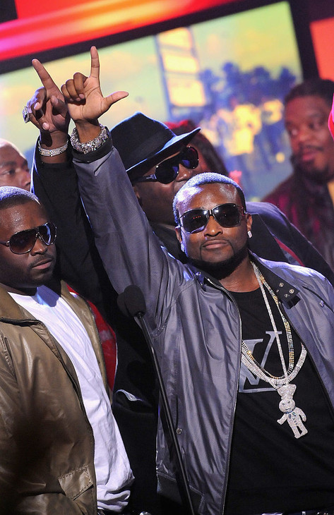 2008 BET Hip-Hop Awards - Show