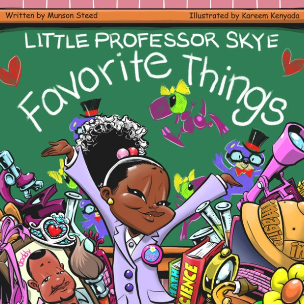 littleprofessorskye